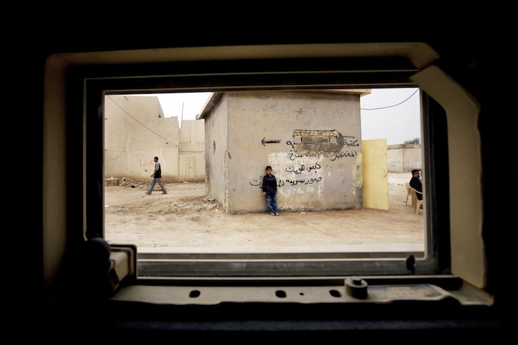 Iraq Perspectives - Benjamin Lowy