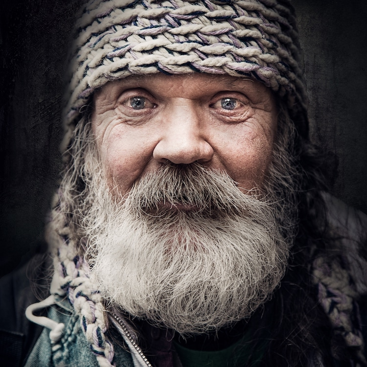 Pedro Oliveria Soul Inside portraits of homelessness