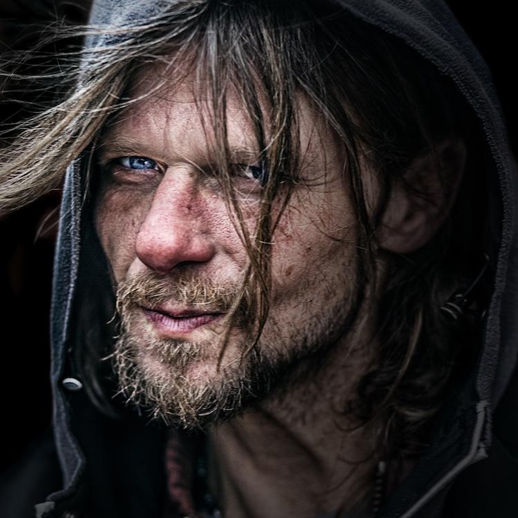 Pedro Oliveria Soul Inside homelessness photography