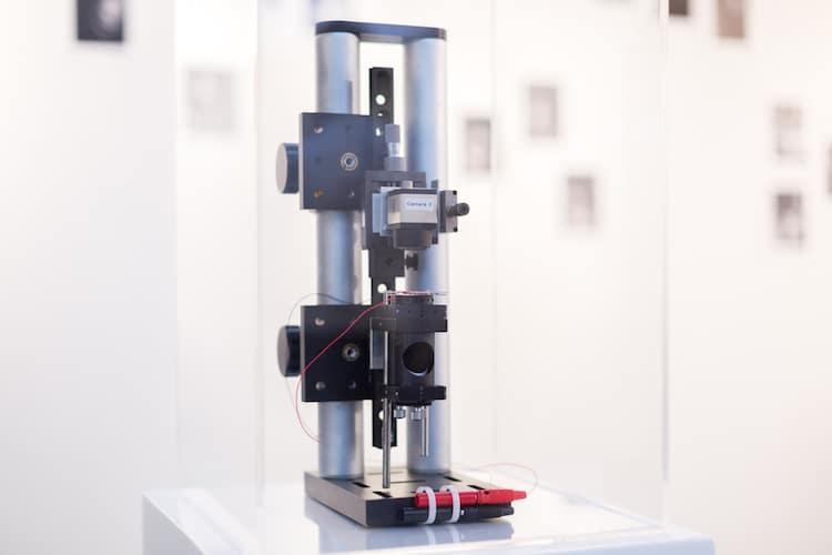 Robin de Puy SPA liquid lens