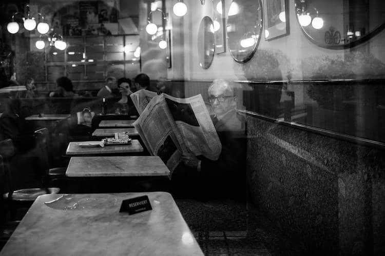 Skander Khlif street photographer