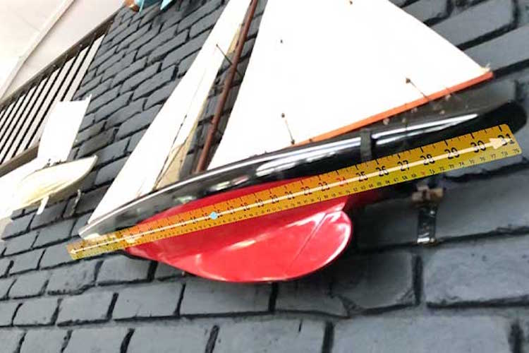 AR Measure Augmented Reality iPhone Ruler iPhone Measuring Tape iPhone Tape Measure