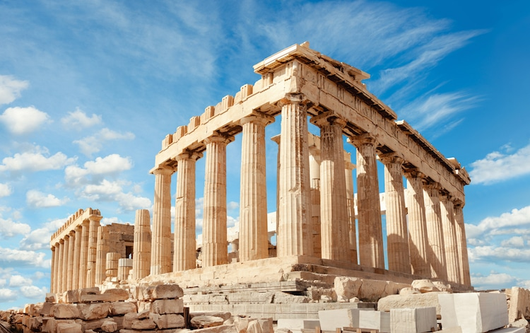 parthenon greek architecture