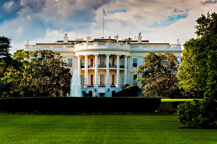 neoclassical architecture white house
