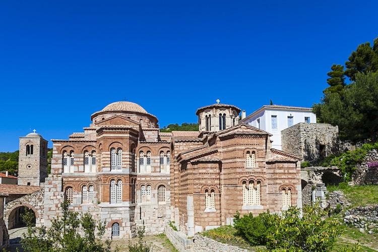 Hosios Loukas monastery byzantine architecture