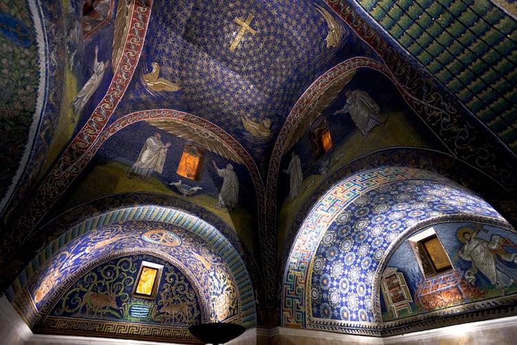 byzantine architecture ravenna