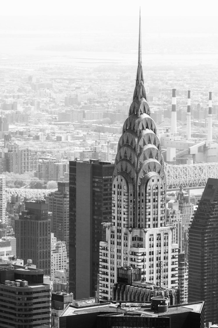 Chrysler Building - Art Deco architecture
