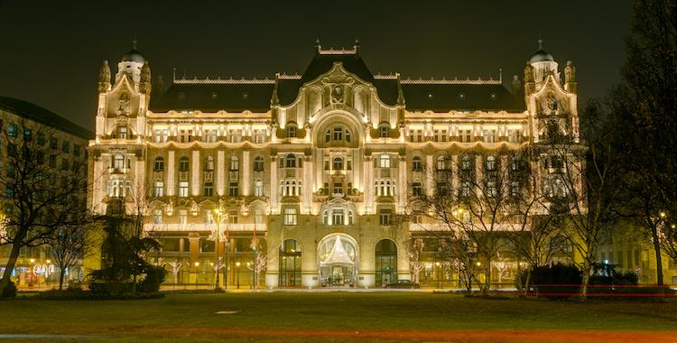 Gresham Palace - Budapest