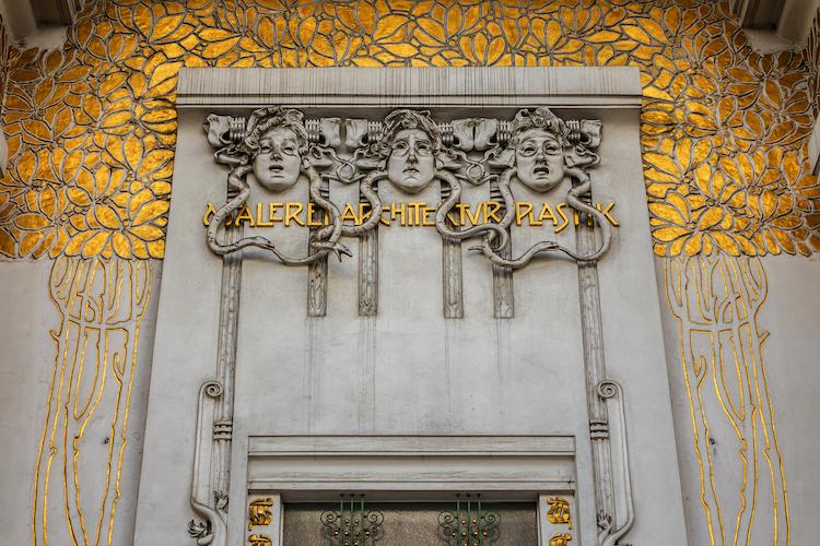 Otto Wagner - Secession Building Vienna