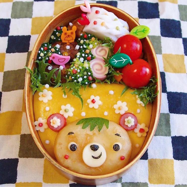 Pop Culture Bento Box Art Kinakobun