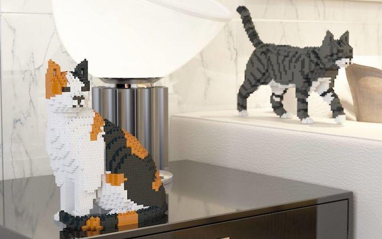 LEGO Brick Art