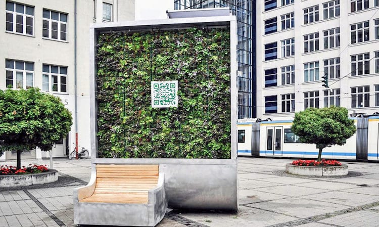 Urban Trees Helps Air Quality