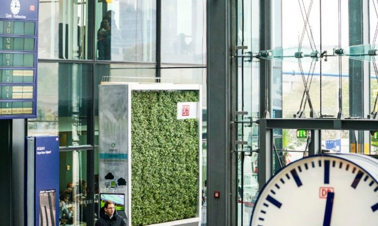 Urban Trees Helps Air Quality