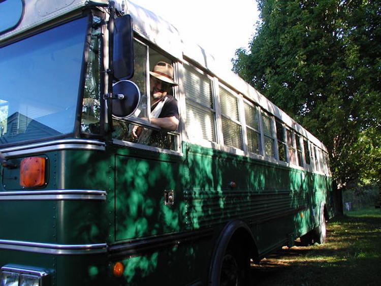 autobuses escolares transformados