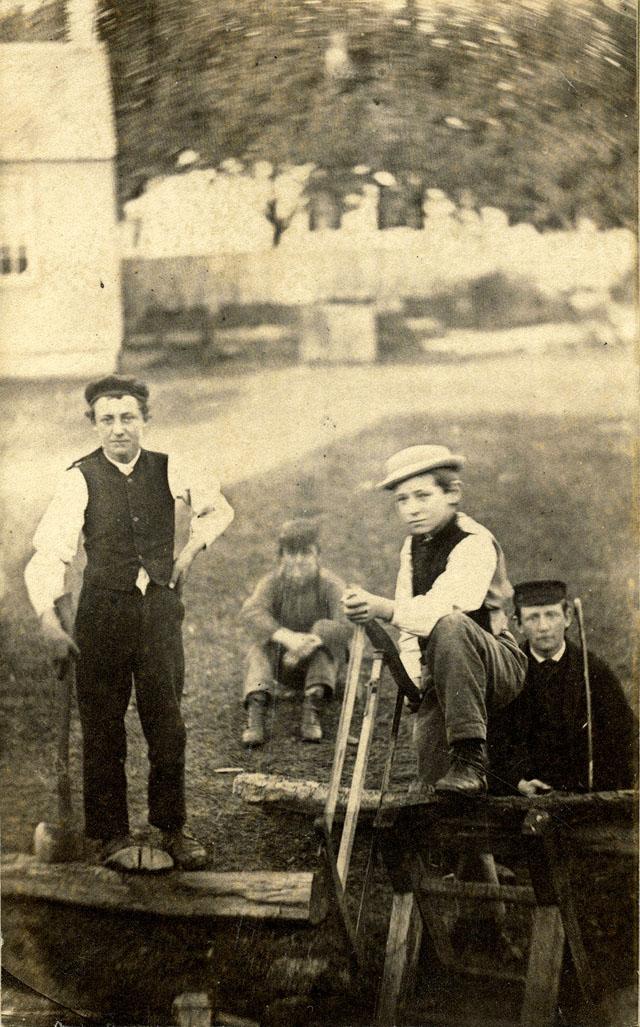 Daily Life 19th century America