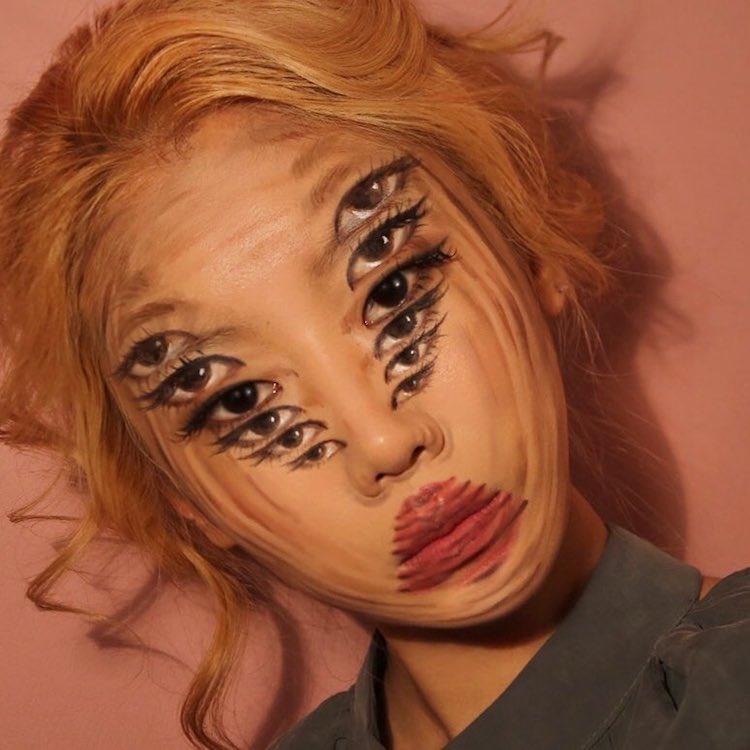 Illusion Makeup