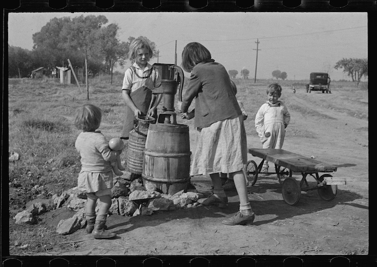 dorothea lange great depression photojournalism