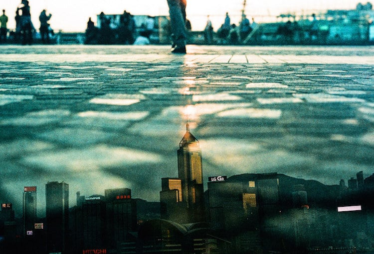 Multiple Exposure Photos