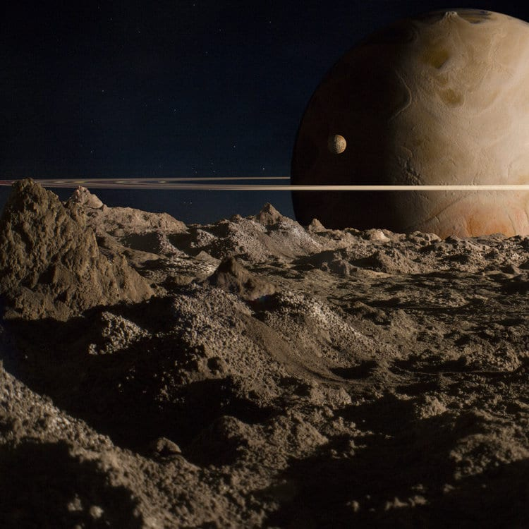 Planet Diorama Photographs Feature Realistic Miniatures Of