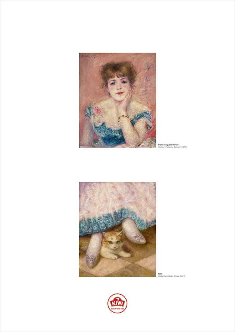 Famous Portraits Ogilvy Cannes Lions