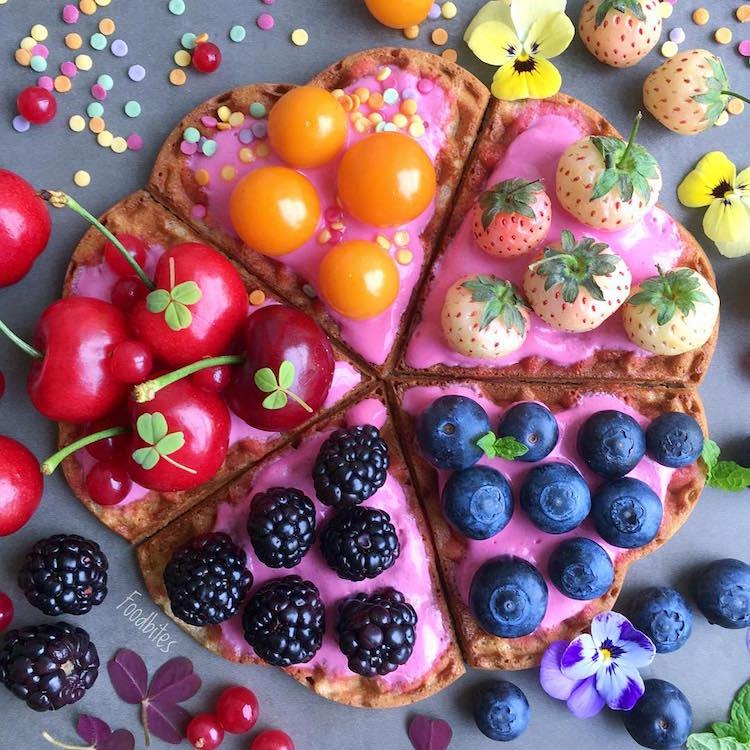 Food art Healthy Desserts Food Styling Foodbites