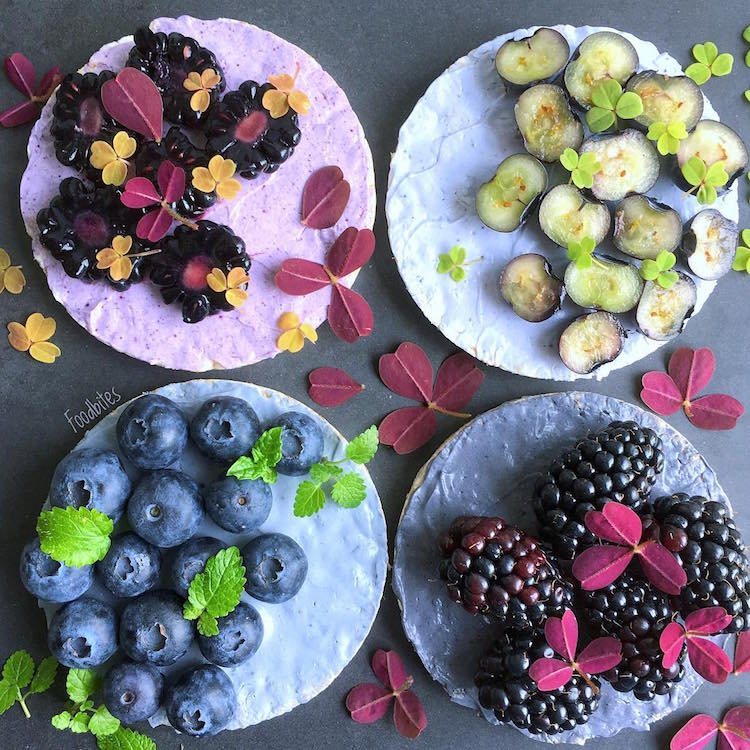 Food art Healthy Desserts Food Styling Foodbites