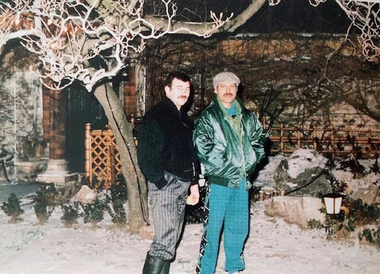 Jim Hutton Freddie Mercury