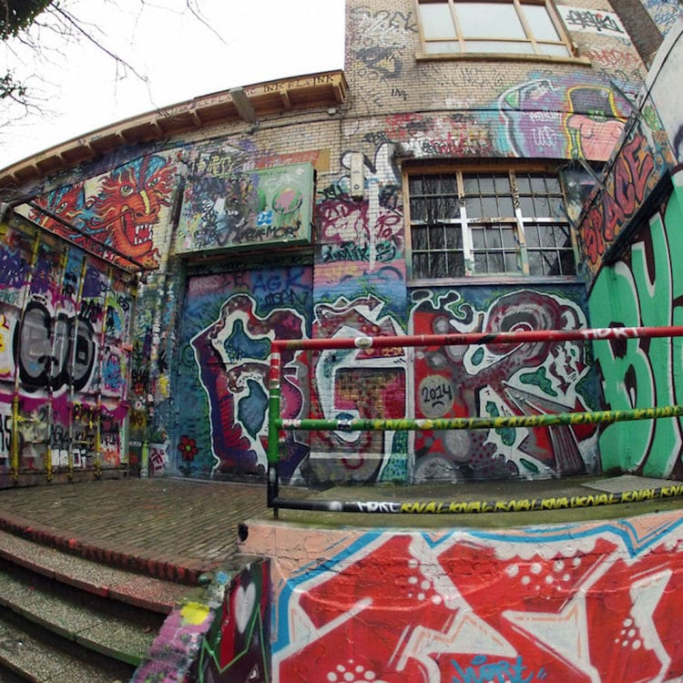 graffiti hall of fame Doornroosje