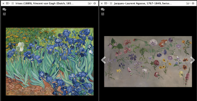 IIIF Getty Museum Yale Center for British Art Collections