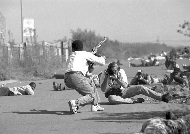 James Nachtway - Rwanda Genocide
