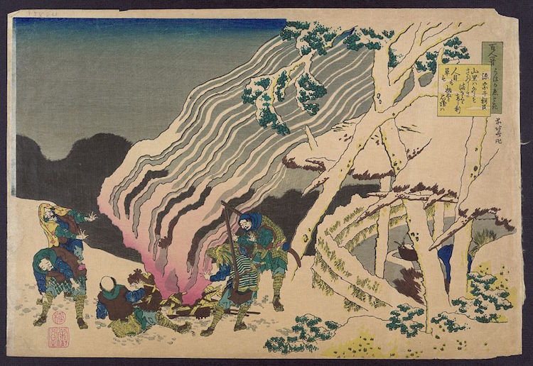 Library of Congress Offers 2,5000 Japanese Woodblock Prints