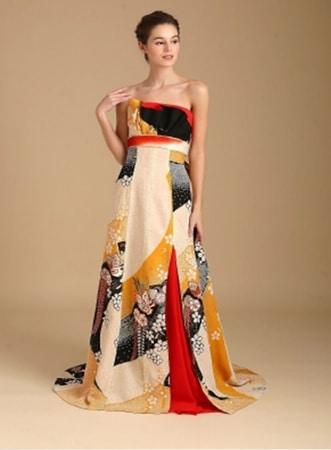Modern Kimono Dress Kimono Wedding Dress Kimono Wedding Dresses Wedding Kimono