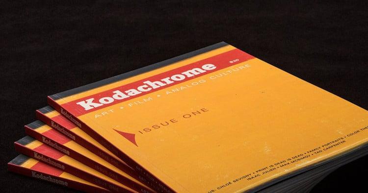 Kodachrome Art Magazine