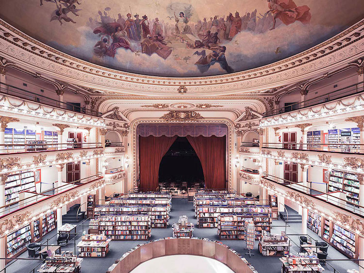 Library Photos Interiors Architecture Thibaud Poirer
