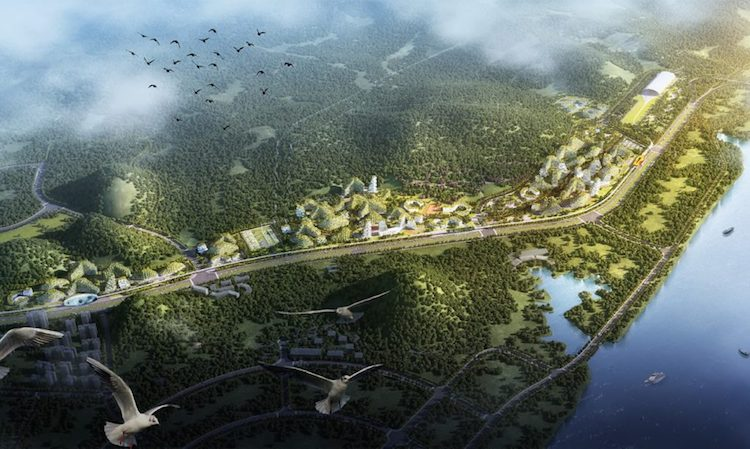 Liuzhou Forest City - Stefano Boeri