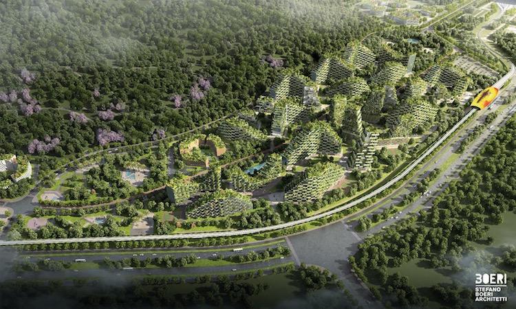 Liuzhou Forest City - Stefano Boeri