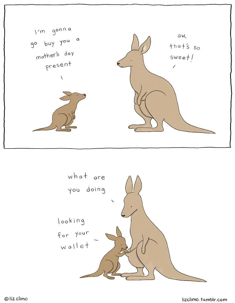 Animal Comics Liz Climo