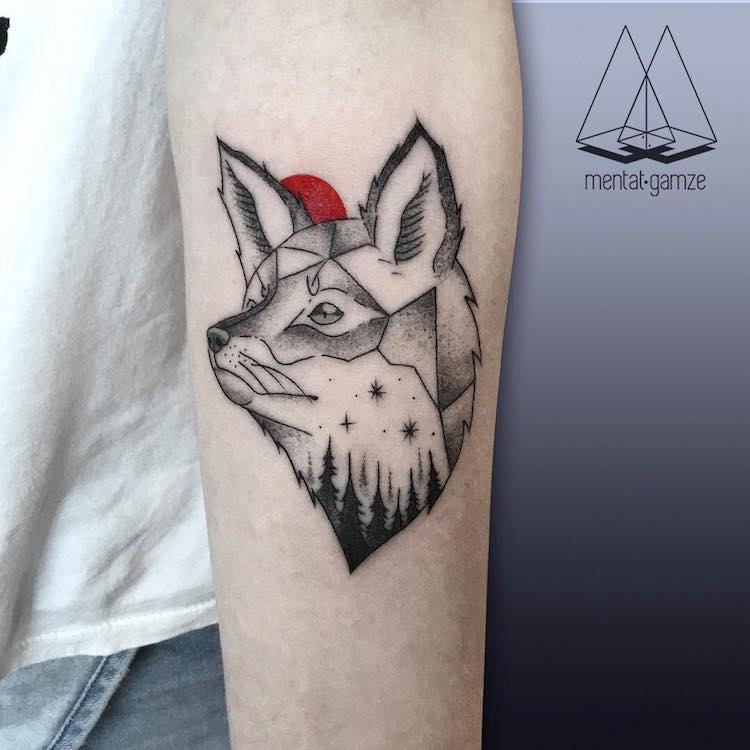 Red Dot Tattoo