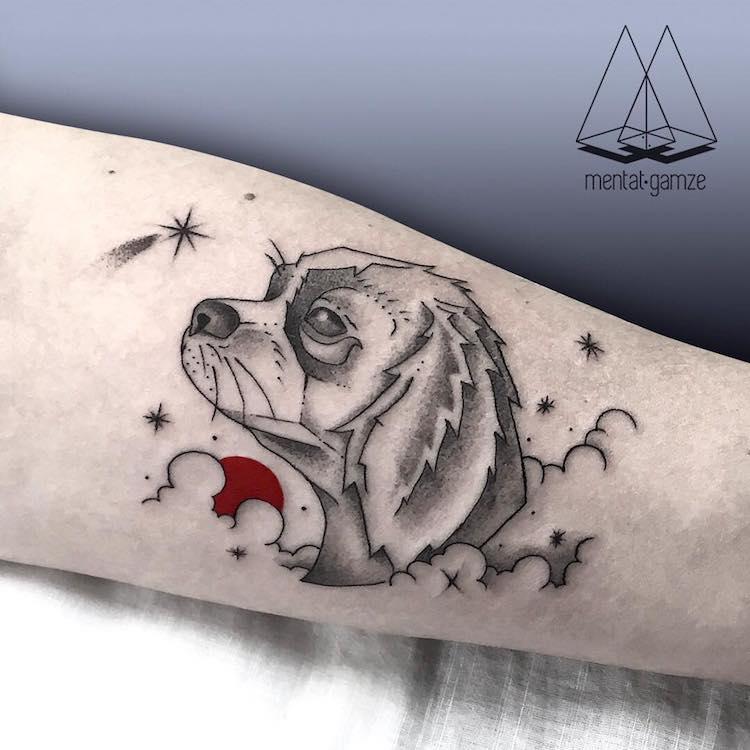 Red Dot Tattoo