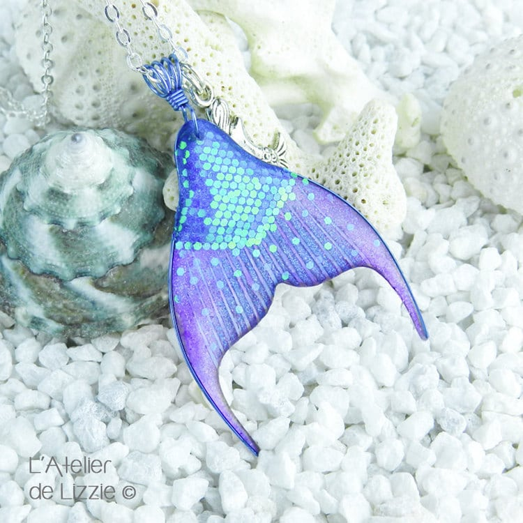 Etsy Mermaid Jewelry