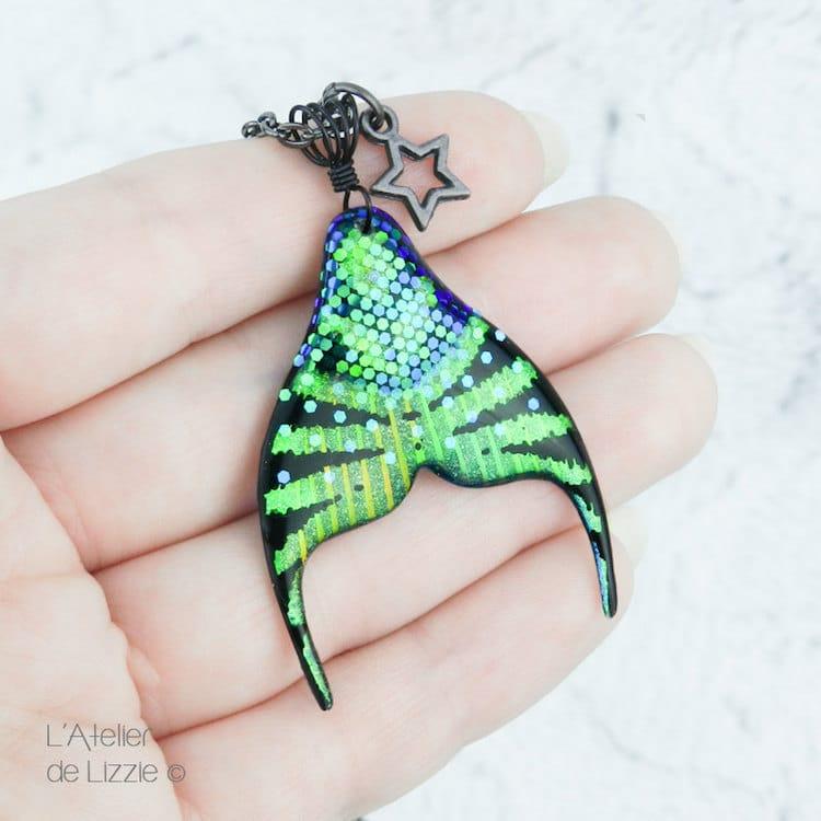 Etsy Mermaid Jewelry