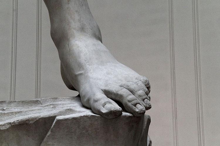 Michelangelo's David Michelangelo David Renaissance Art Marble Sculpture Italian Renaissance Sculpture