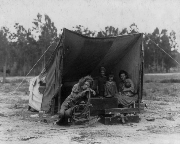 Dorothea Lange Migrant Mother Dorothea Lange Photos of the Great Depression