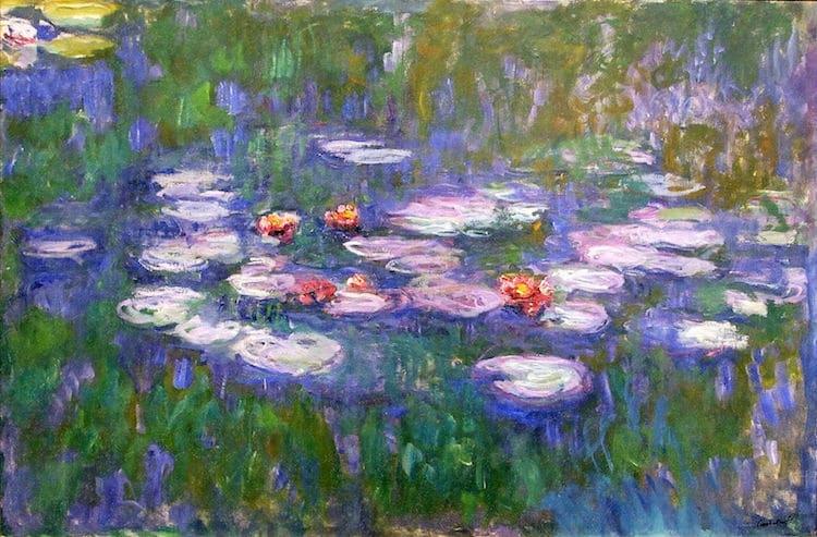 Claude monet pinturas impresionismo arte impresionista pintor
