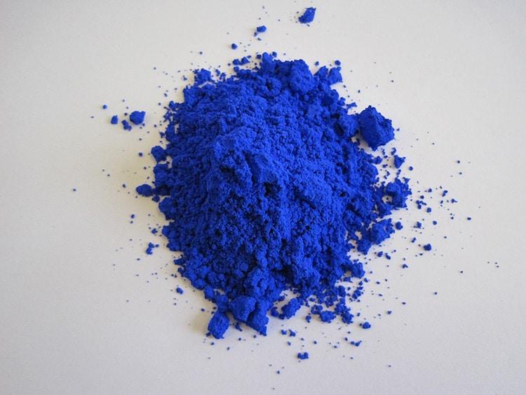 New Blue YlnMn Blue Crayola Crayon