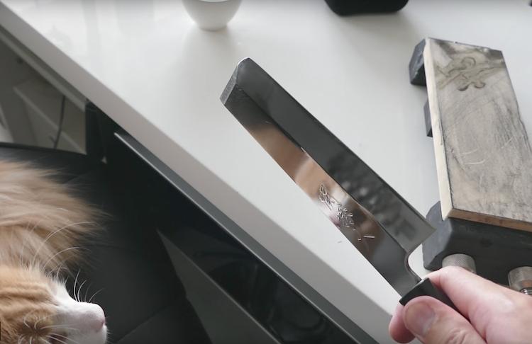 Knife Polishing