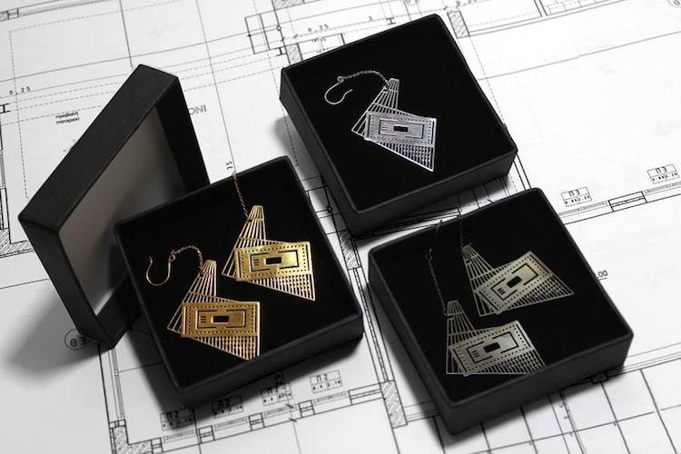 QUPA Architectural Jewelry