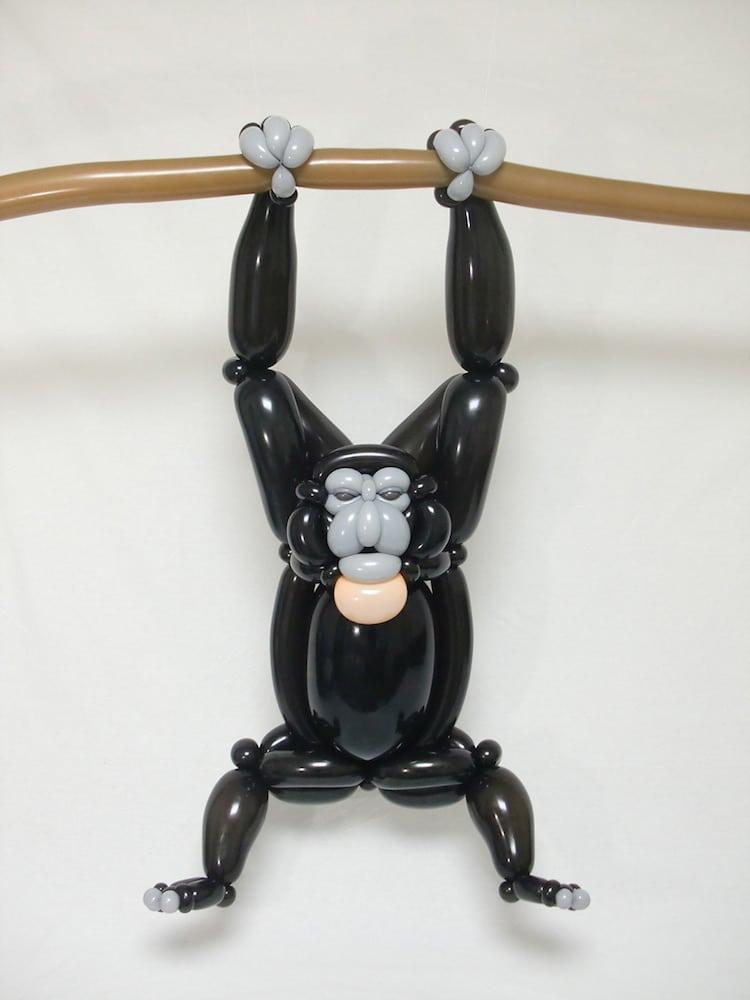 Sculptural Balloon Animals Masayoshi Matsumoto