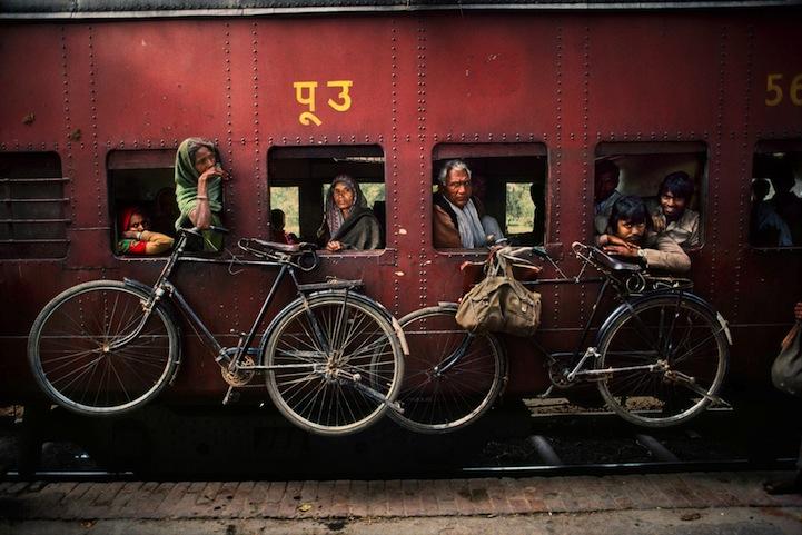 Steve McCurry - Photojournalist