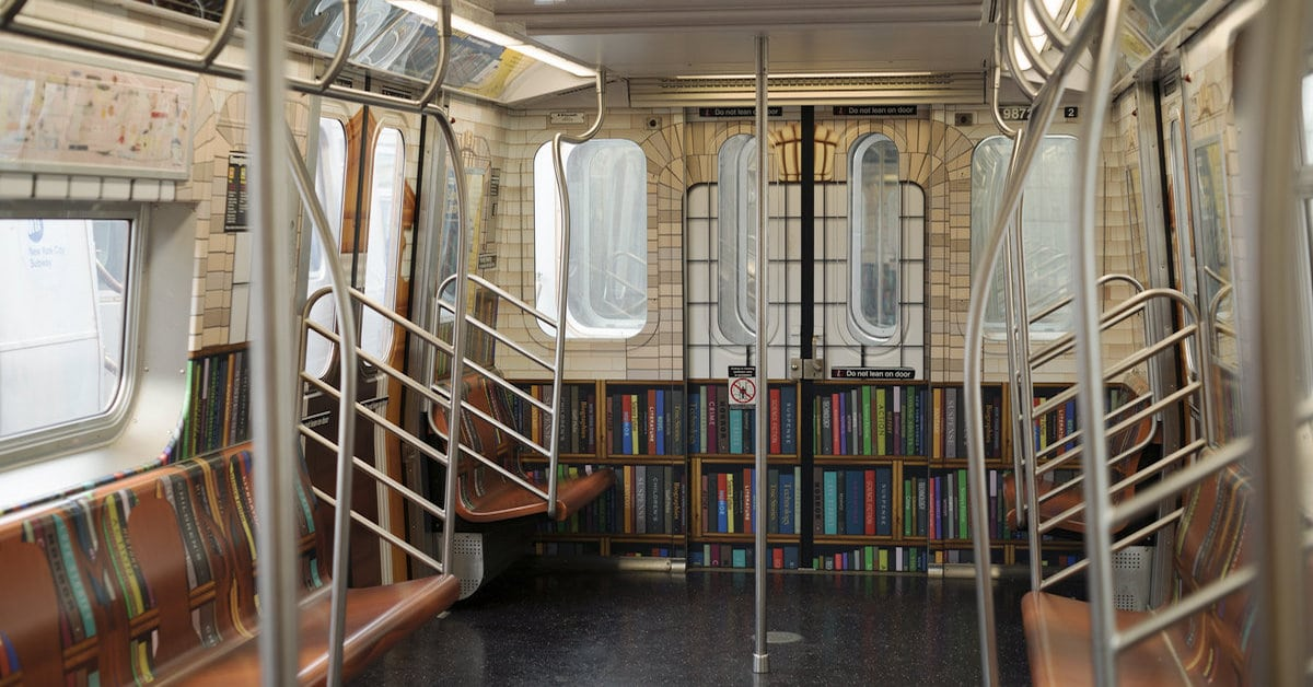 New York Public Library Offers Free Online Books to Subway ...